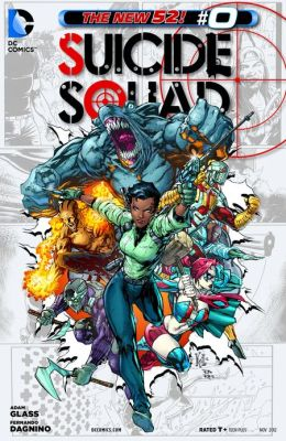 Suicide Squad (2012-) #0 (NOOK Comic with Zoom View)