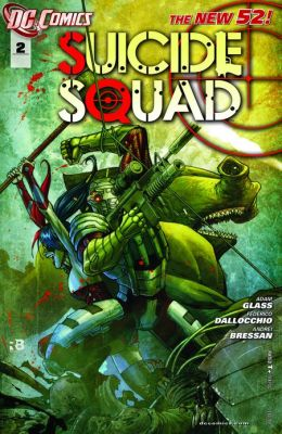 Suicide Squad (2011- ) #2 (NOOK Comic with Zoom View)
