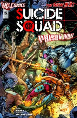 Suicide Squad (2011- ) #5 (NOOK Comic with Zoom View)