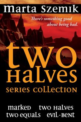 Two Halves Box Set