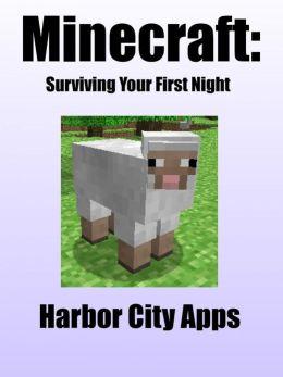 Minecraft: Surviving Your First Night