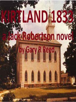 Kirtland 1833-a Jack Robertson novel