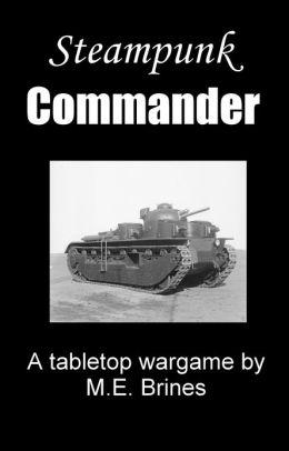 Steampunk Commander