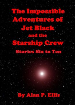 Jet Black and the Metal Planet # 3