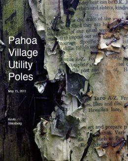 Pahoa Village Utility Poles
