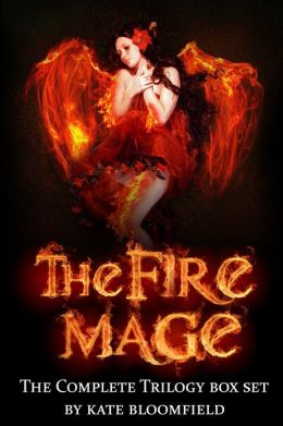 The Fire Mage Trilogy Complete Box Set