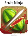Book Cover Image. Title: Fruit Ninja Game, Author: 667 Games