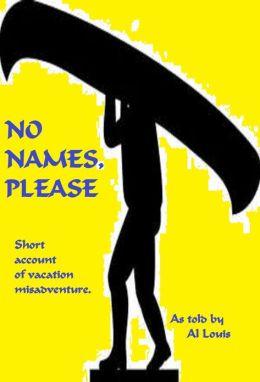 No Names, Please