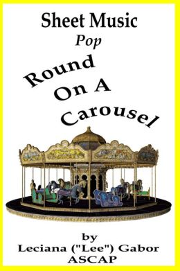 Sheet Music Round On A Carousel