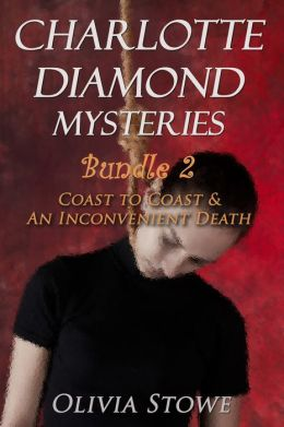 Charlotte Diamond Mysteries Bundle 2