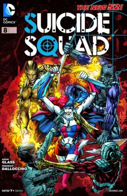 Suicide Squad (2011- ) #8 (NOOK Comic with Zoom View)