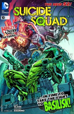 Suicide Squad (2011- ) #10 (NOOK Comic with Zoom View)