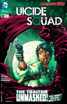 Suicide Squad (2011- ) #12 (NOOK Comic with Zoom View)