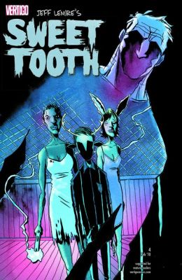 Sweet Tooth #4 (NOOK Comics with Zoom View)