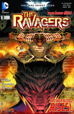 The Ravagers #3 (2012- ) (NOOK Comics with Zoom View)