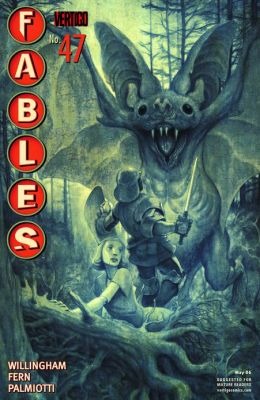 Fables #47 (NOOK Comics with Zoom View)