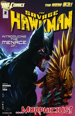The Savage Hawkman #2 (2011- ) (NOOK Comics with Zoom View)