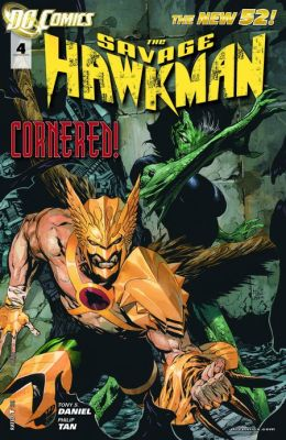 The Savage Hawkman #4 (2011- ) (NOOK Comics with Zoom View)