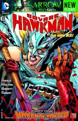 The Savage Hawkman #13 (2011- ) (NOOK Comics with Zoom View)