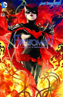 Batwoman #17 (2011- ) (NOOK Comics with Zoom View)