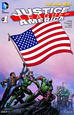 Justice League of America #1 (2013- ) (NOOK Comics with Zoom View)