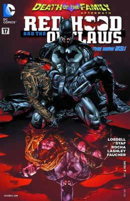 Red Hood and the Outlaws #17 (2011- ) (NOOK Comics with Zoom View)