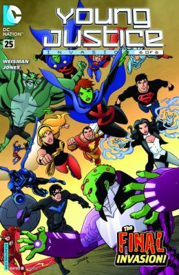 Young Justice #25 (2011- ) (NOOK Comics with Zoom View)
