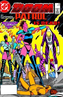 Doom Patrol #18 (1987-1995) (NOOK Comics with Zoom View)