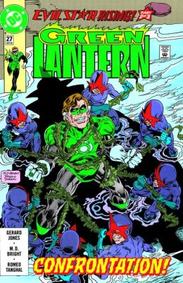 Green Lantern #27 (1990-2004) (NOOK Comics with Zoom View)