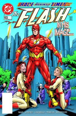 The Flash #113 (1987-2009) (NOOK Comics with Zoom View)