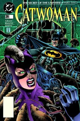 Catwoman #26 (1993-2001) (NOOK Comics with Zoom View)