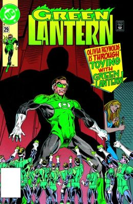 Green Lantern #29 (1990-2004) (NOOK Comics with Zoom View)