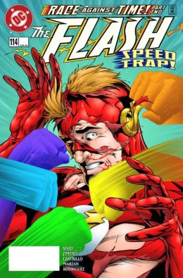 The Flash #114 (1987-2009) (NOOK Comics with Zoom View)