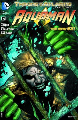 Aquaman #17 (2011- ) (NOOK Comics with Zoom View)