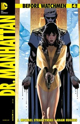 Before Watchmen: Dr. Manhattan #4 (NOOK Comics with Zoom View)