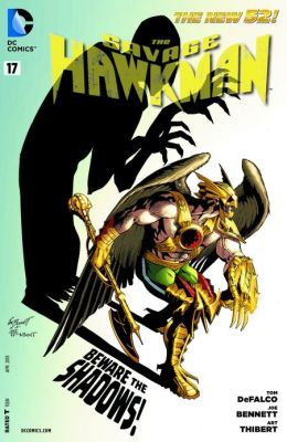 The Savage Hawkman #17 (2011- ) (NOOK Comics with Zoom View)