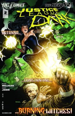 Justice League Dark #2 (2011- ) (NOOK Comics with Zoom View)