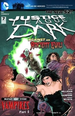 Justice League Dark #7 (2011- ) (NOOK Comics with Zoom View)