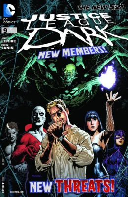 Justice League Dark #9 (2011- ) (NOOK Comics with Zoom View)