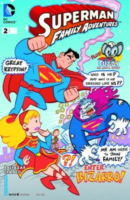 Superman Family Adventures #2 (2012- ) (NOOK Comics with Zoom View)
