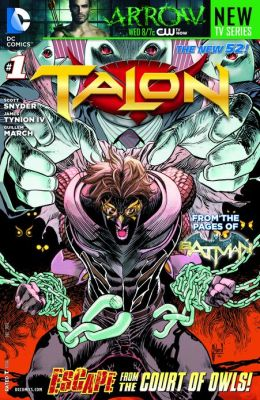 Talon #1 (2012- ) (NOOK Comics with Zoom View)