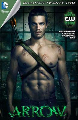 Arrow #22 (2012- ) (NOOK Comics with Zoom View)