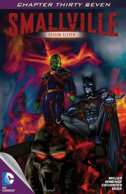 Smallville Season 11 #37 (NOOK Comics with Zoom View)