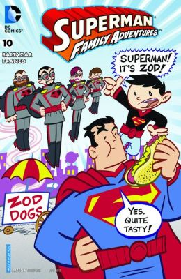 Superman Family Adventures #10 (2012- ) (NOOK Comics with Zoom View)