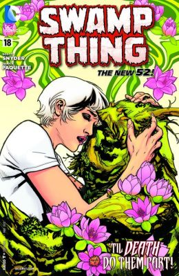 Swamp Thing #18 (2011- ) (NOOK Comics with Zoom View)