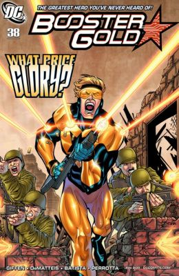 Booster Gold #37 (2007-2011) (NOOK Comics with Zoom View)
