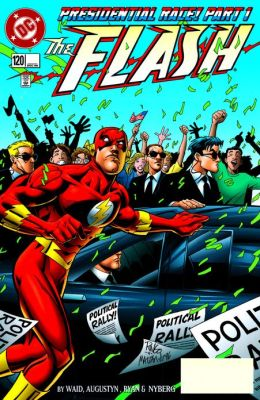 The Flash #120 (1987-2009) (NOOK Comics with Zoom View)
