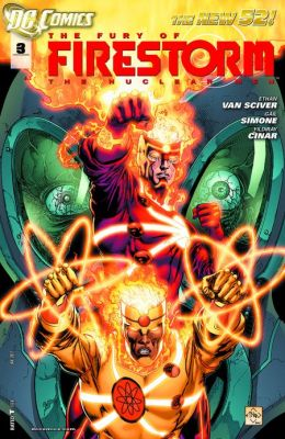 The Fury of Firestorm: The Nuclear Men #3 (2011- ) (NOOK Comics with Zoom View)