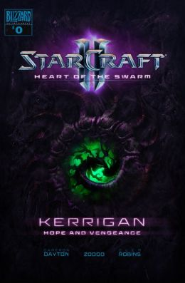Starcraft: Kerrigan - Hope and Vengeance #0 (NOOK Comics with Zoom View)