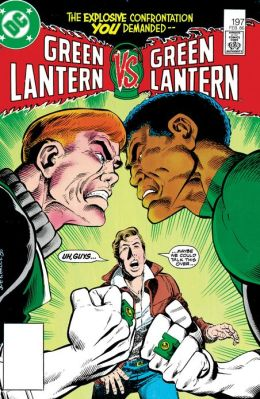 Green Lantern #197 (1976-1986) (NOOK Comics with Zoom View)
